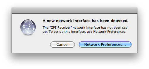 3 - new network interface (active)