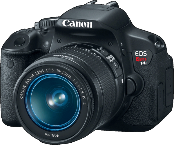 Canon EOS 650D/Rebel T4i announced - GPS support for GP-E2