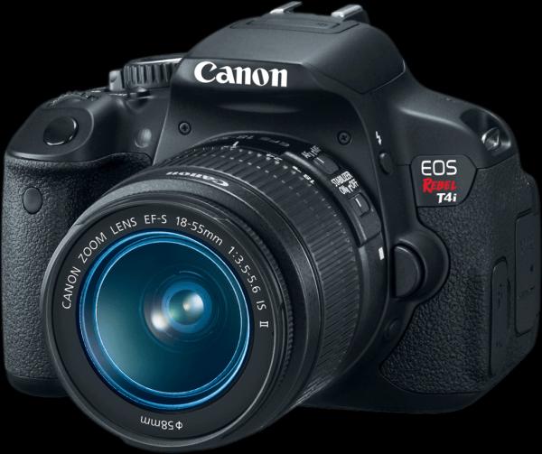 Canon EOS 650D/Rebel T4i