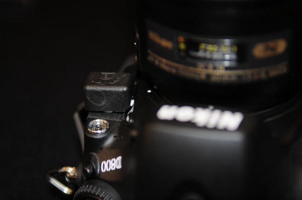 Unleashed D200+ on Nikon D800