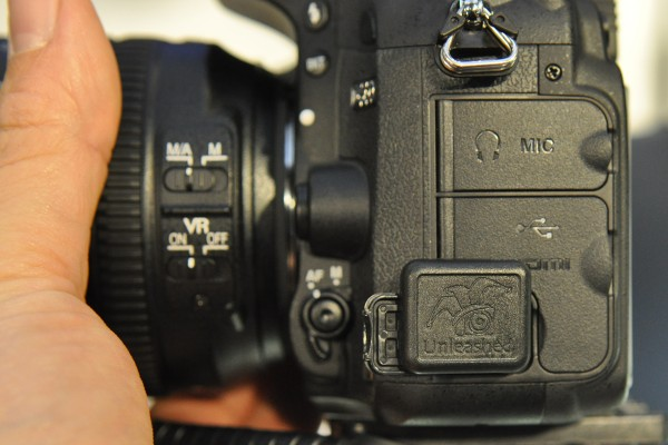 D600 with UnleashedDx000