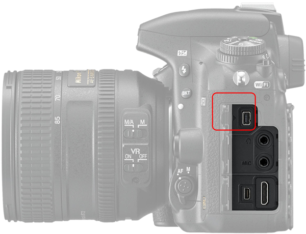 D750 terminals with rough Unleashed Dx000 outline