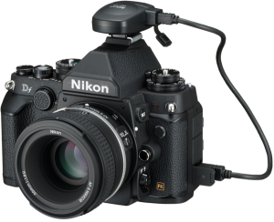 Nikon Df with GP-1