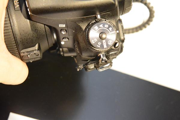 Unleashed Dx000 on D750 rubber flap
