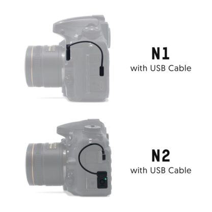 Unleashed N1 + N2 with cable