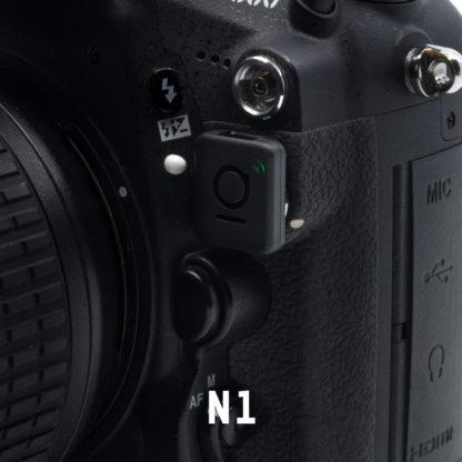 Unleashed N1 Seitenansicht an Kamera