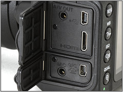 D7000 GPS Port