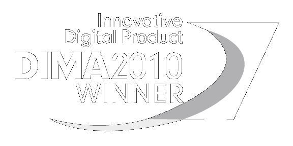DIMA 2010 Innovative Digital Product Award