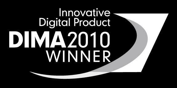 DIMA 2010 Innovative Digital Product Award