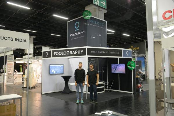 foolography booth Photokina 2016, Hall 4.1, G39